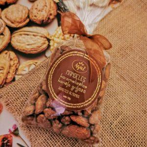 Mandeles kanēļa griljāžā maisiņā (150g)